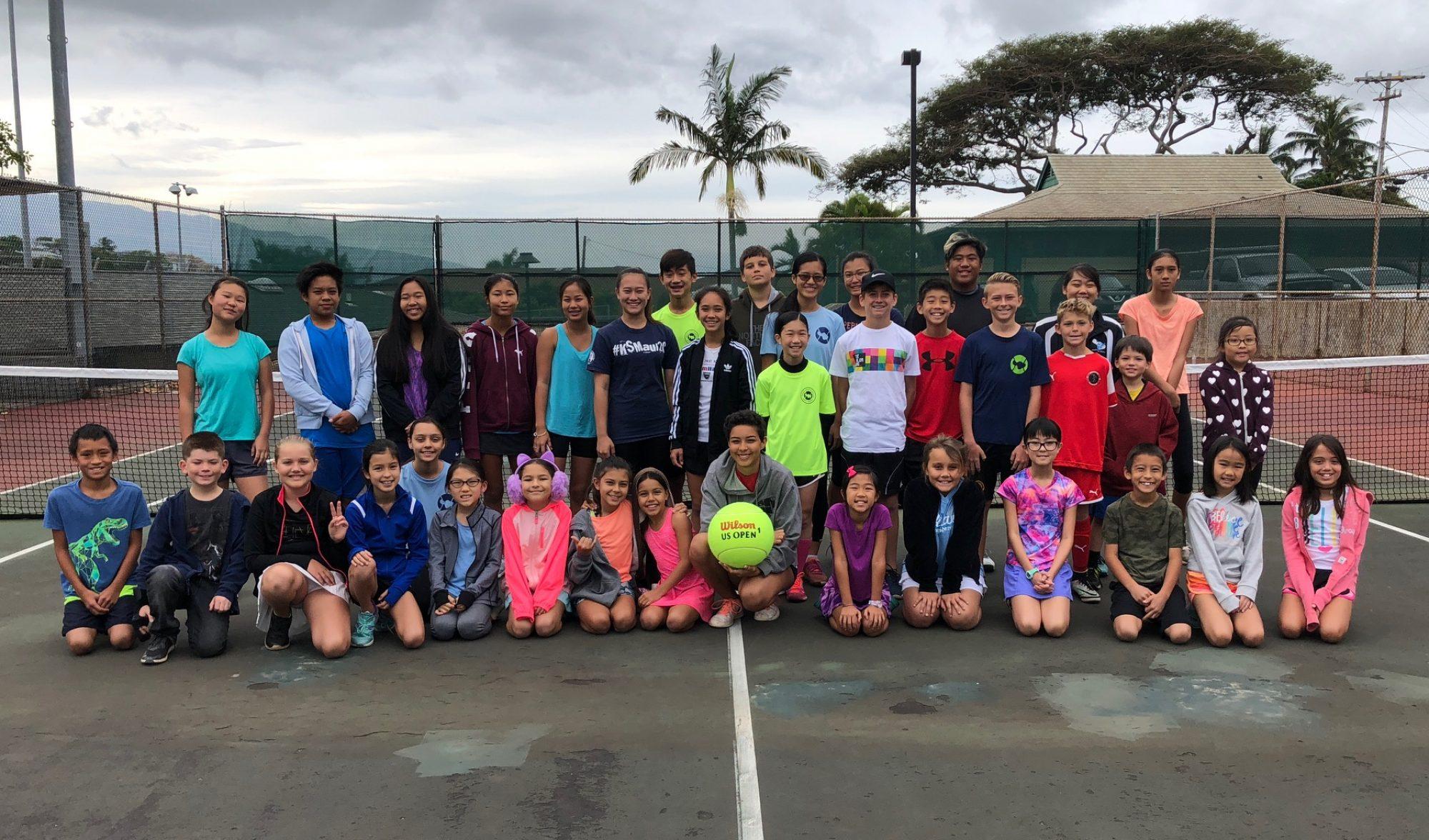 Wailuku Junior Tennis Club